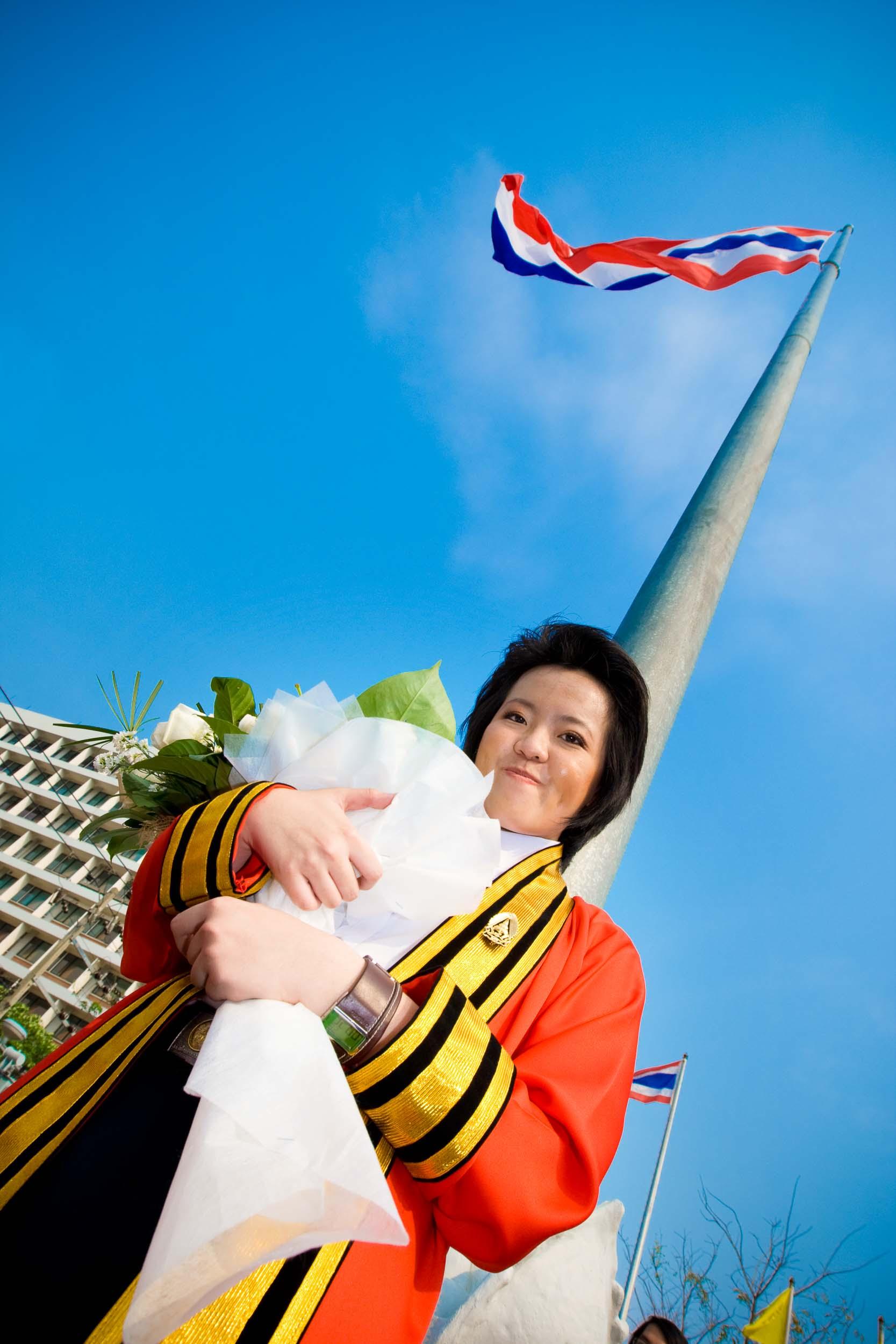 King Mongkut's Institute of Technology Ladkrabang Graduation 2008