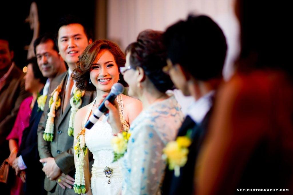 Thailand Chon Buri The Tide Resort Wedding