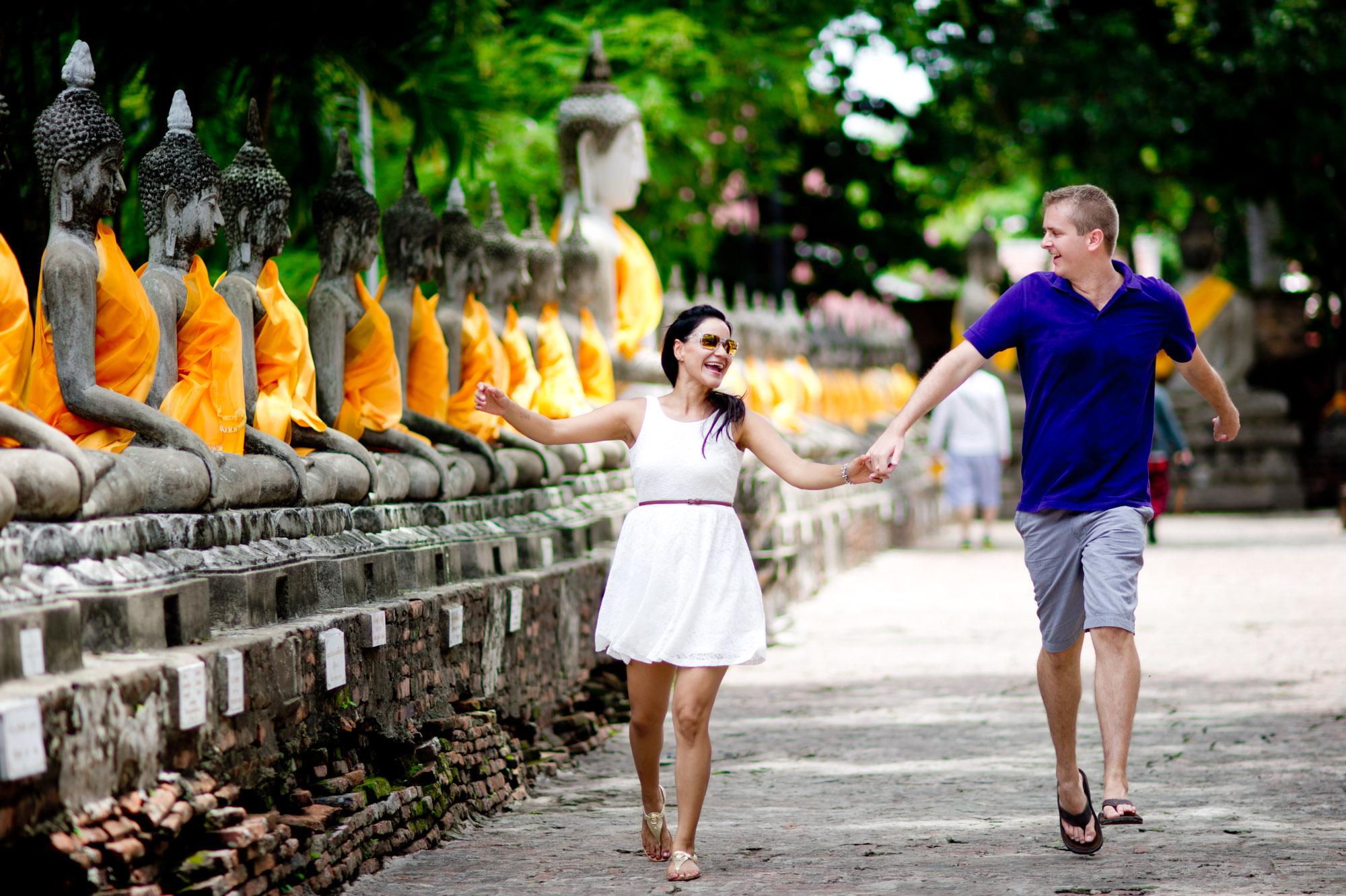 Pre-Wedding Ayutthaya Thailand