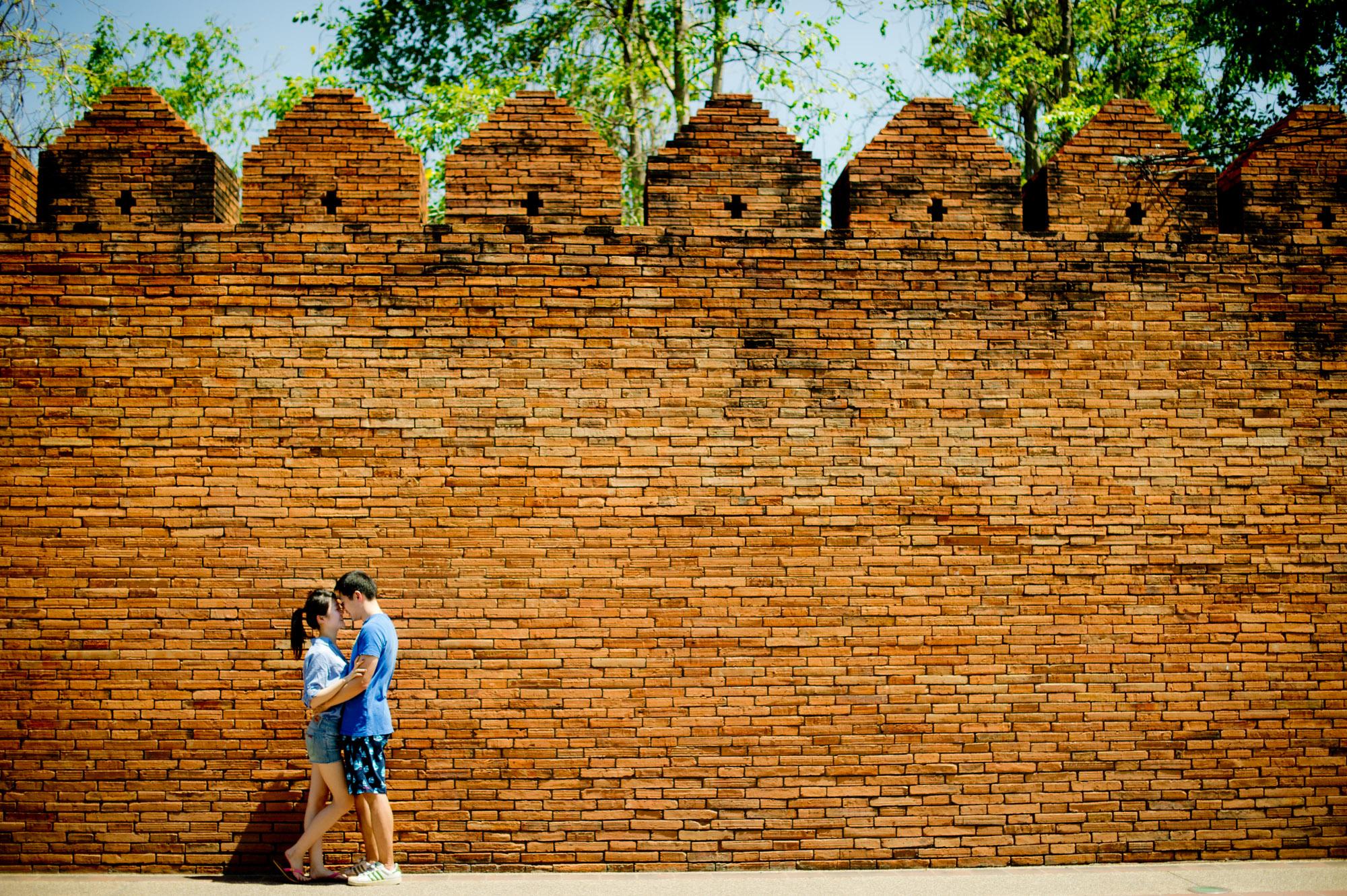 Thailand Chiang Mai Pre-Wedding Engagement - Thailand Wedding Photographer