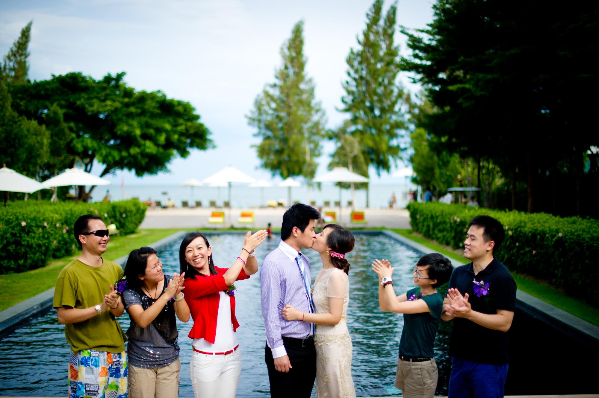 Thailand Wedding Photography   Hotel SO Sofitel Hua Hin (Hotel de la Paix Cha Am) Wedding
