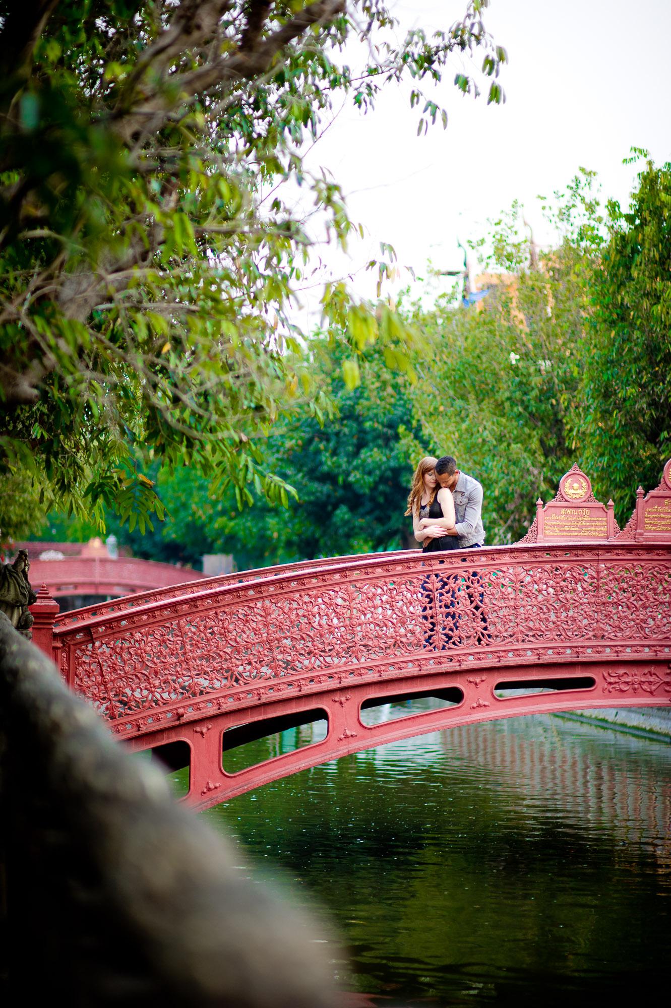 Bangkok Engagement Session | ภาพคู่แต่งงาน ถ่ายในกรุงเทพ