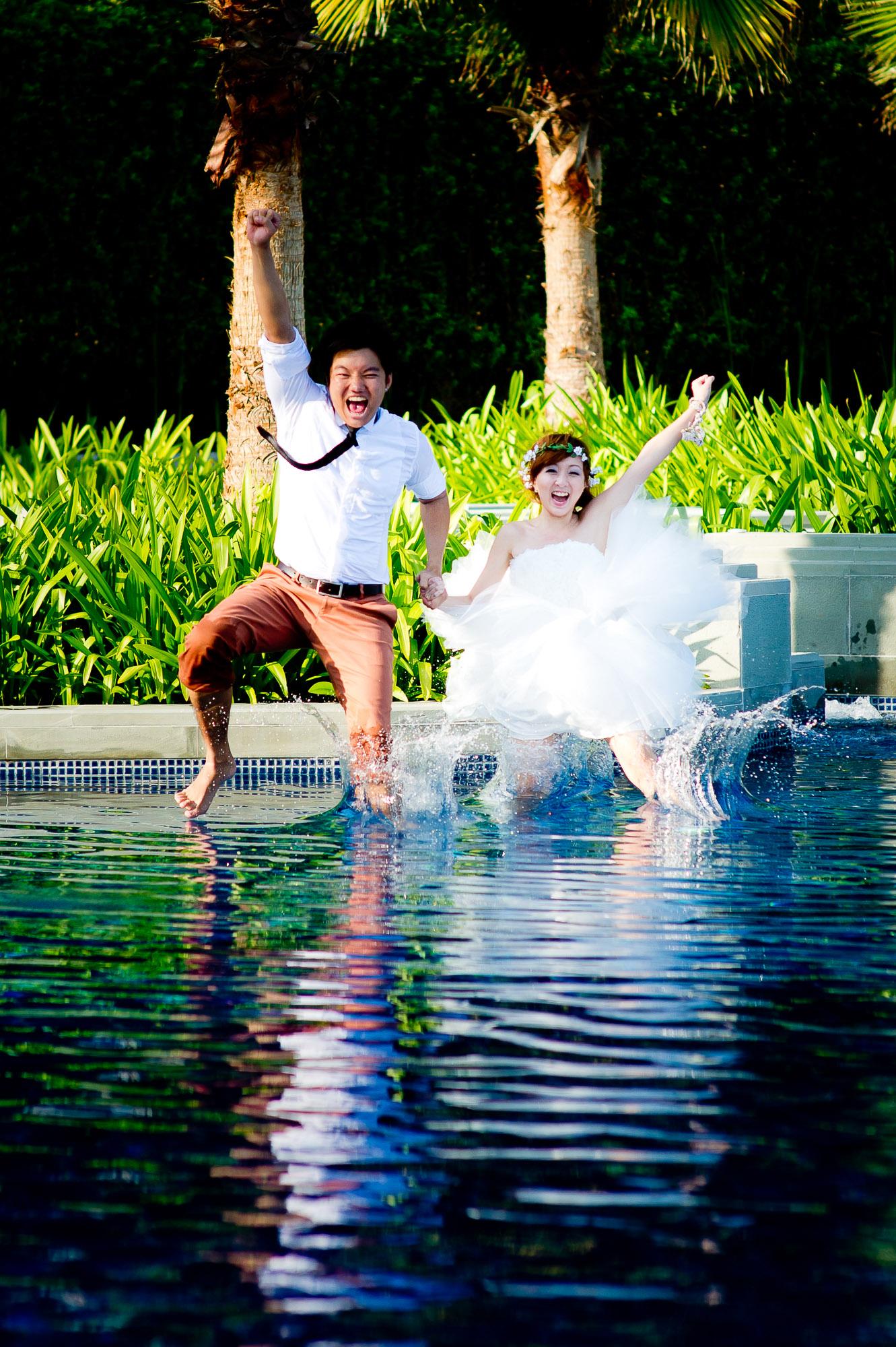 Koh Samui Wedding Photography | Nora Buri Resort and Spa Pre-Wedding Photography