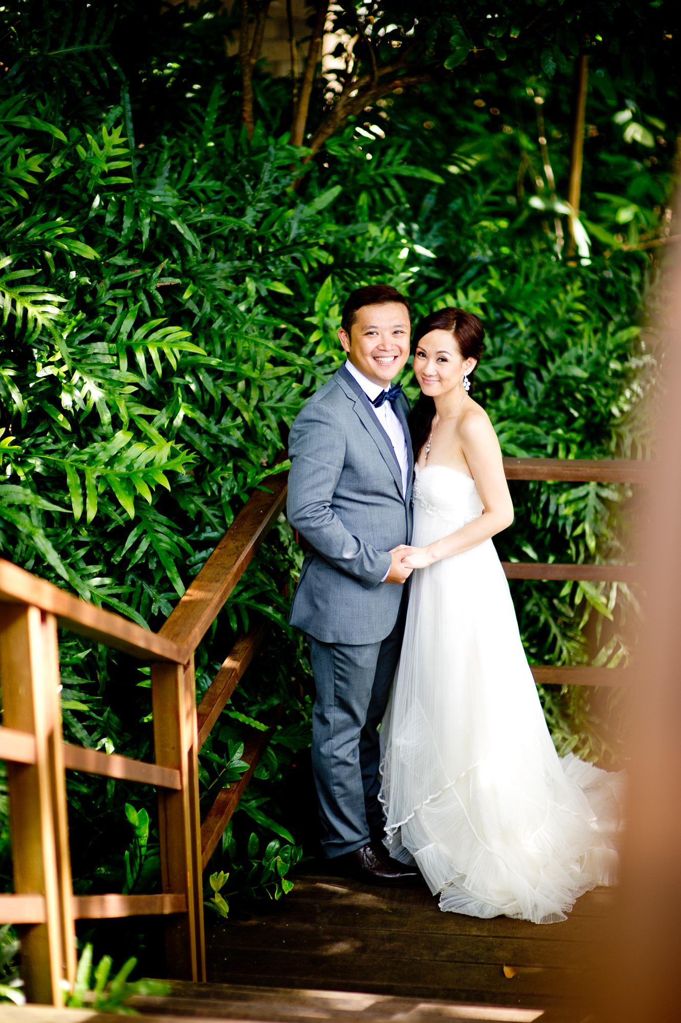 ภาพคู่แต่งงานที่ ภารีสารีสอร์ท ภูเก็ต   Paresa Resort Phuket Thailand Post-Wedding