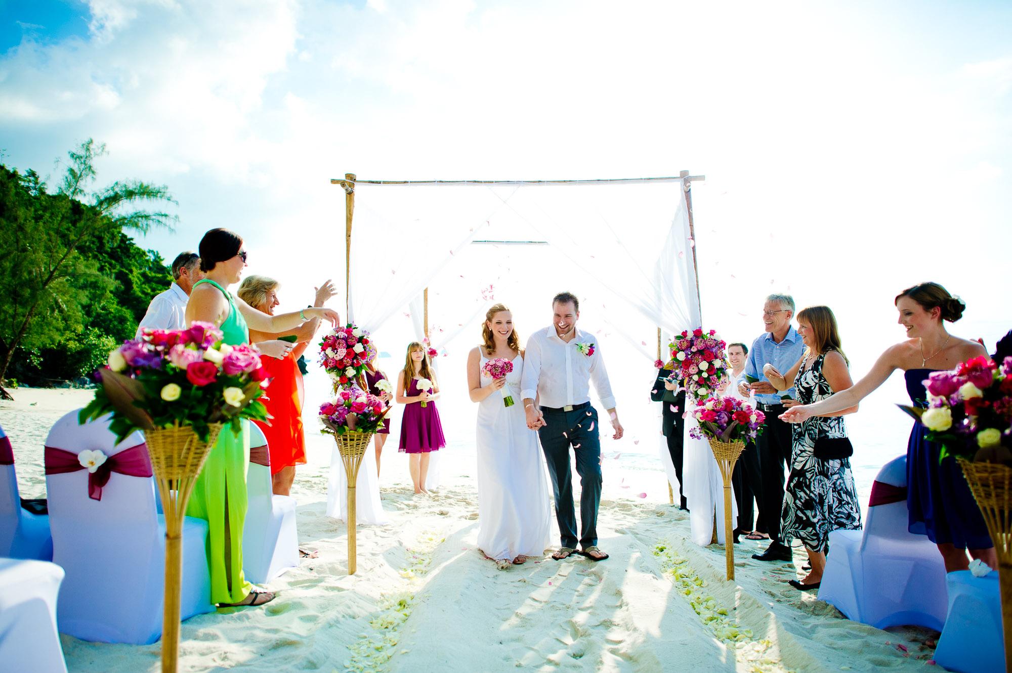 Wedding at Villa Baan Rattana Thep – Koh Samui Thailand