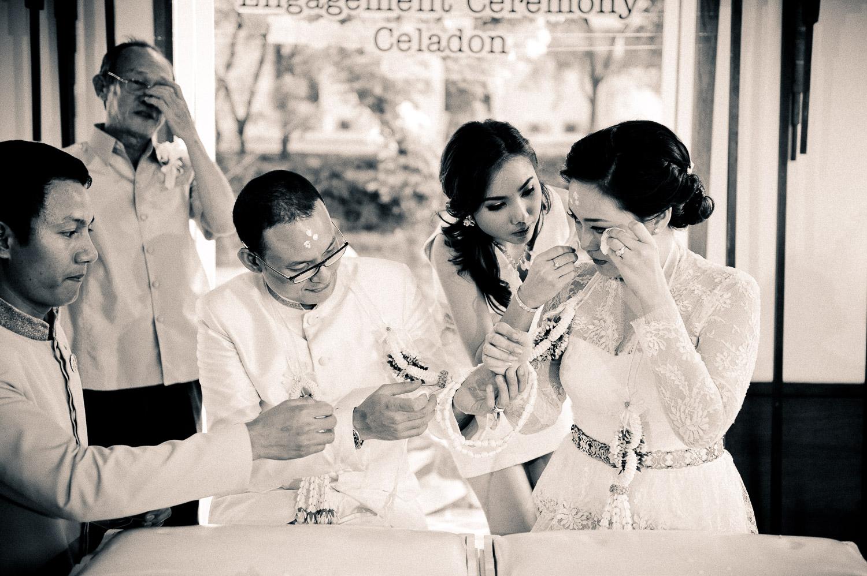 งานหมั้น และ งานแต่ง ที่ โรงแรมสุโขทัย กรุงเทพ | Sukhothai Hotel Bangkok Thailand Wedding