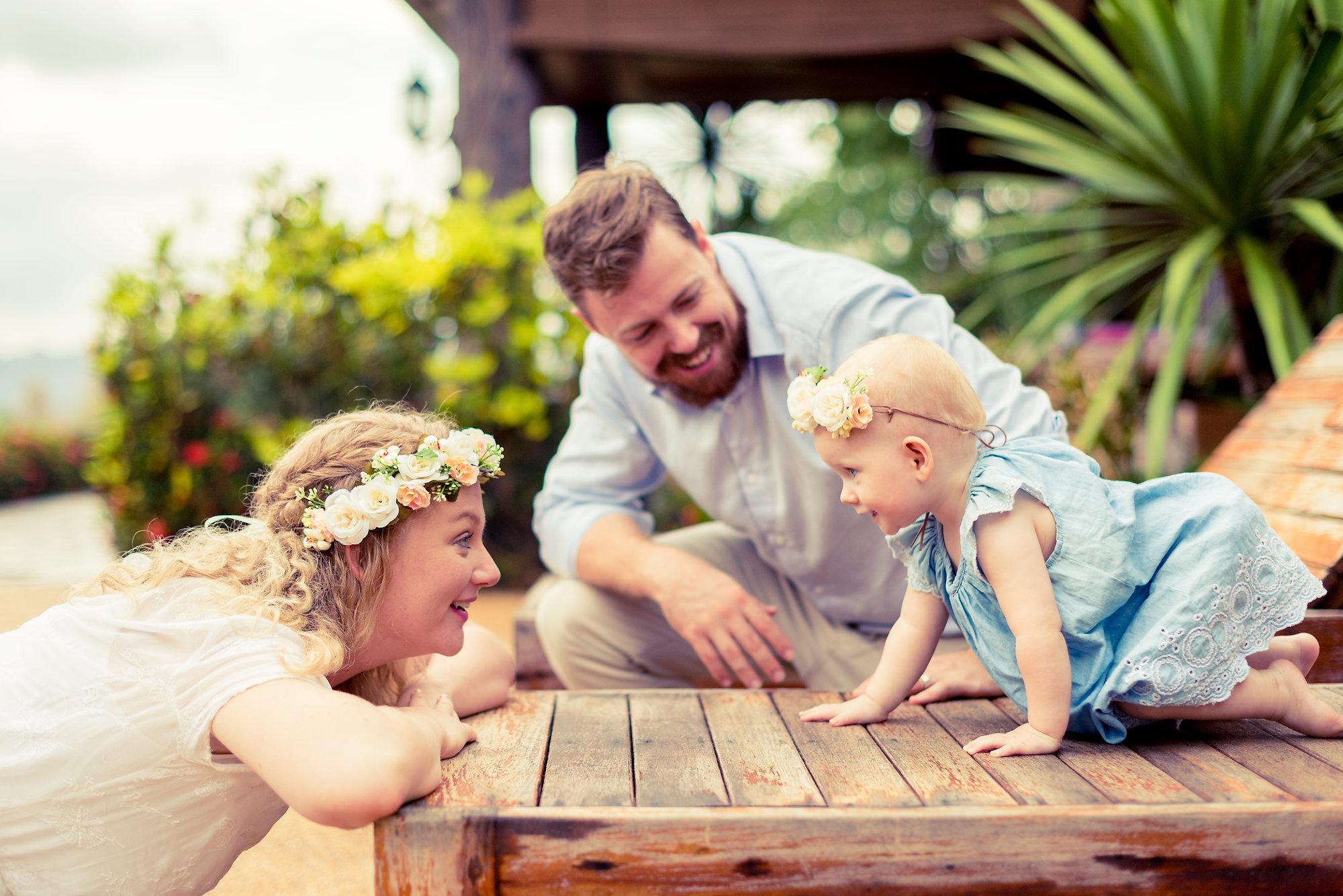 Family Photo Session | Siripanna Chiang Mai
