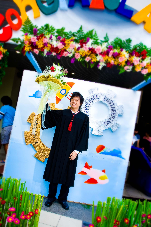 Kasetsart University Graduation 2008