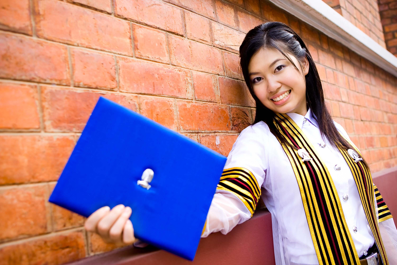 Chulalongkorn University Graduation 2008