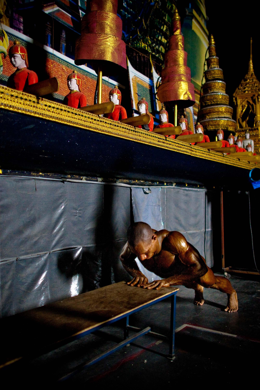 11th Asian Master Bodybuilding Championships