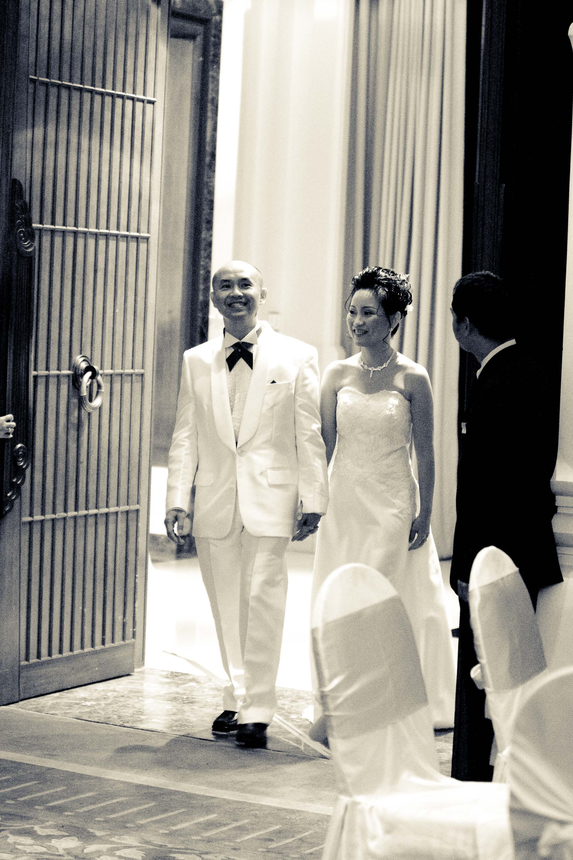 Thailand Rama Gardens Bangkok Wedding Photography