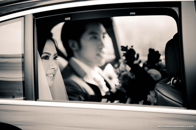 Thailand Bangkok Sueb Sampanthawong Church Wedding