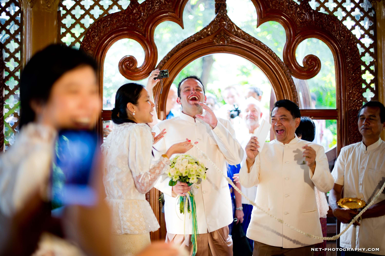 Thailand Sampran Riverside Wedding