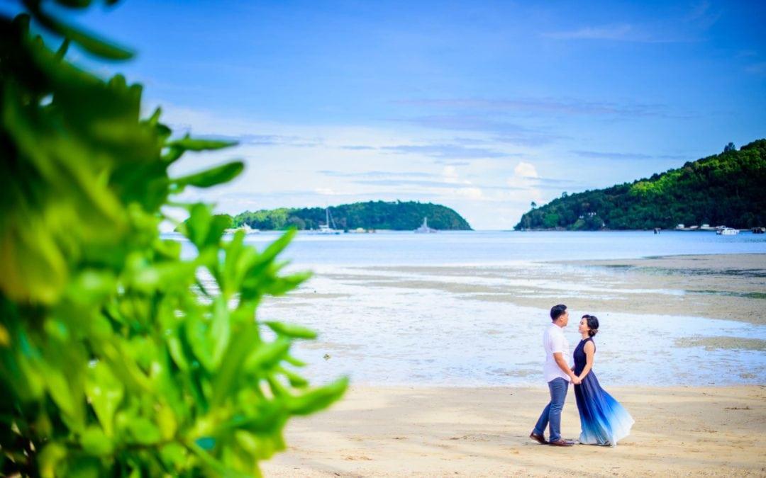 Photo of the Day | Phuket Beach Pre-Wedding