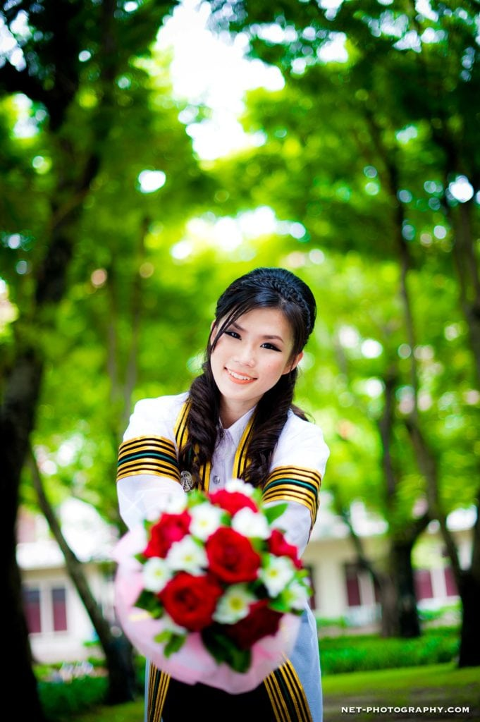 Chulalongkorn University Graduation 2011