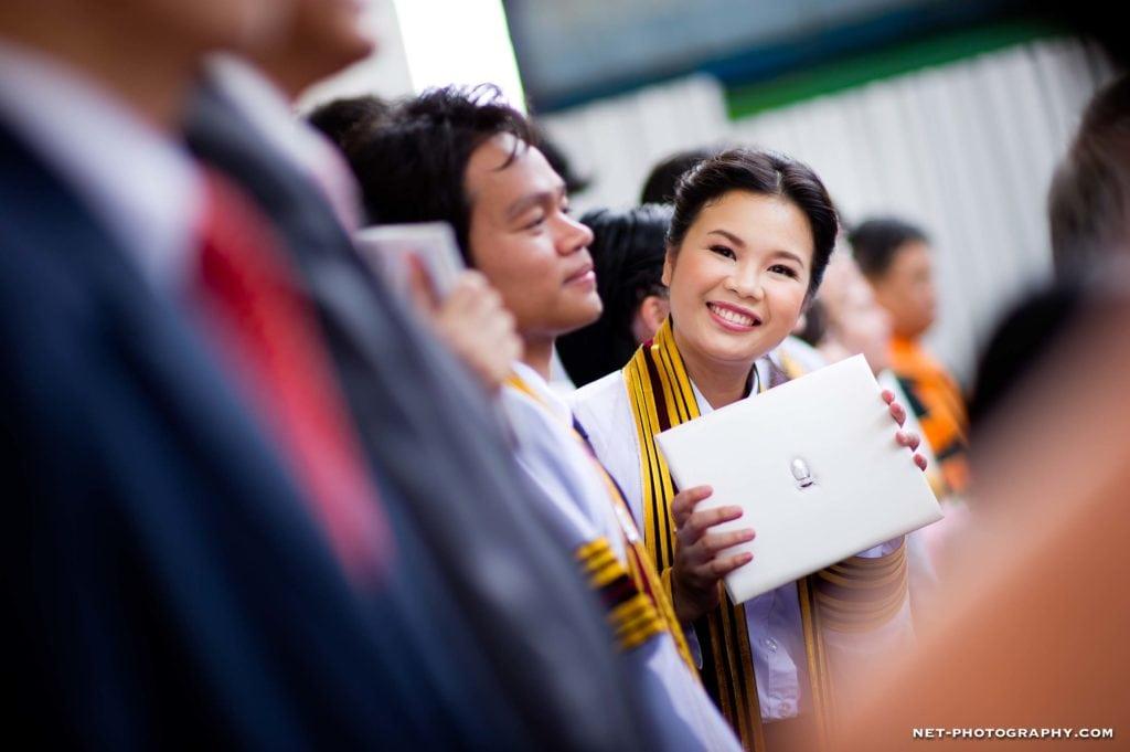Chulalongkorn University Graduation 2011