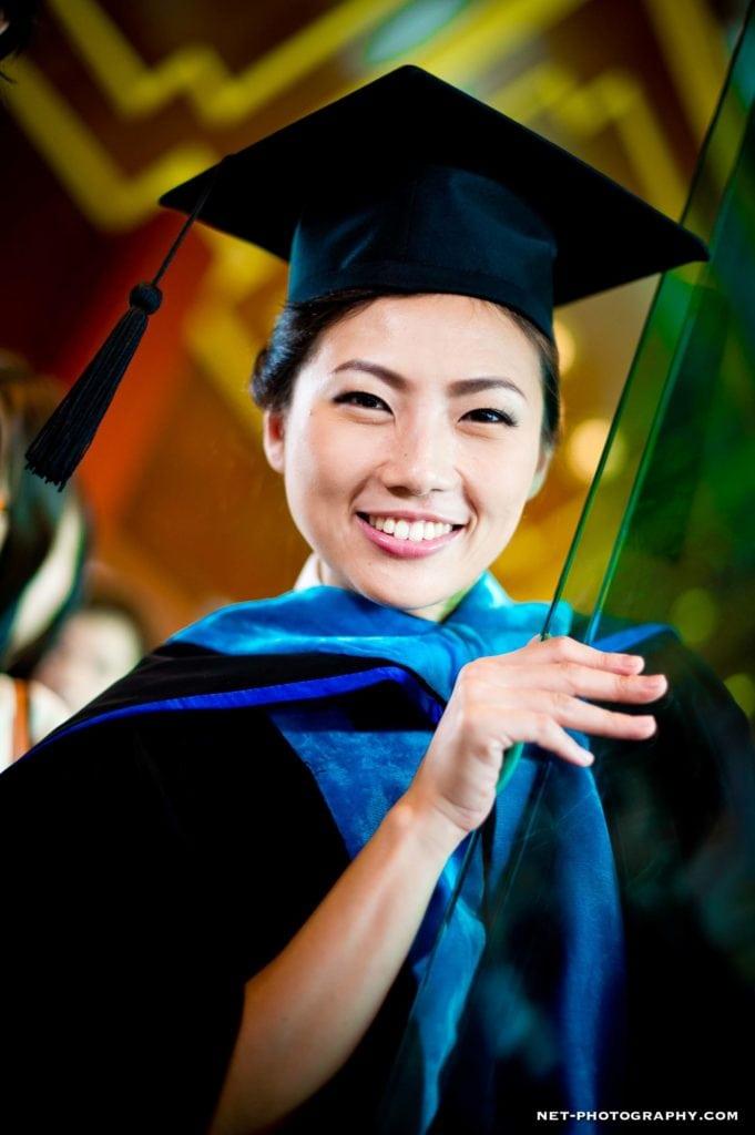 Mahidol University Graduation 2011