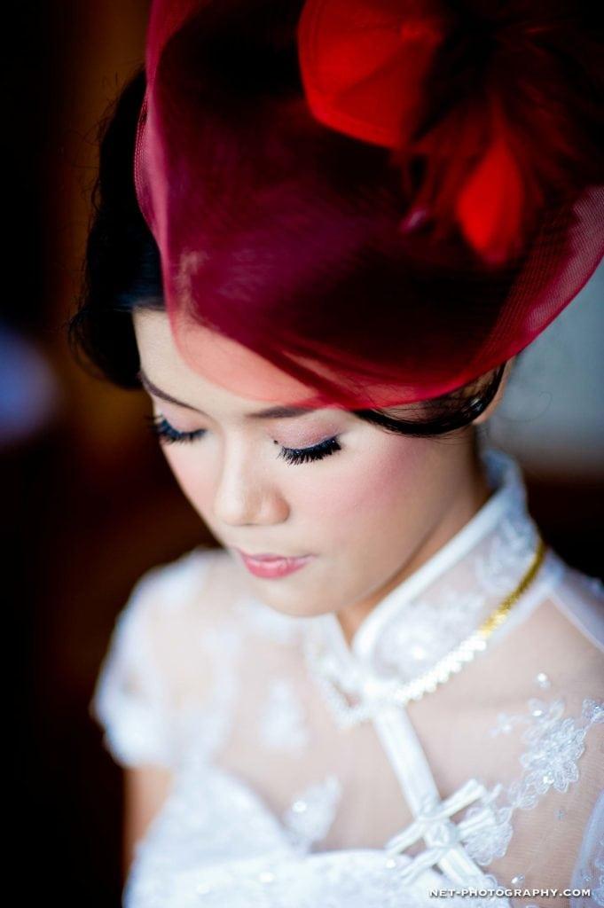 Narai Hotel Bangkok Wedding