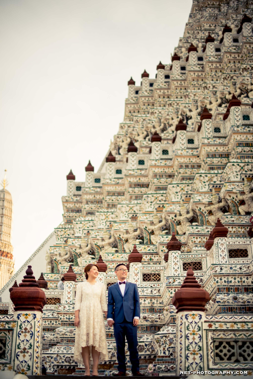 Bangkok Thailand Engagement Session