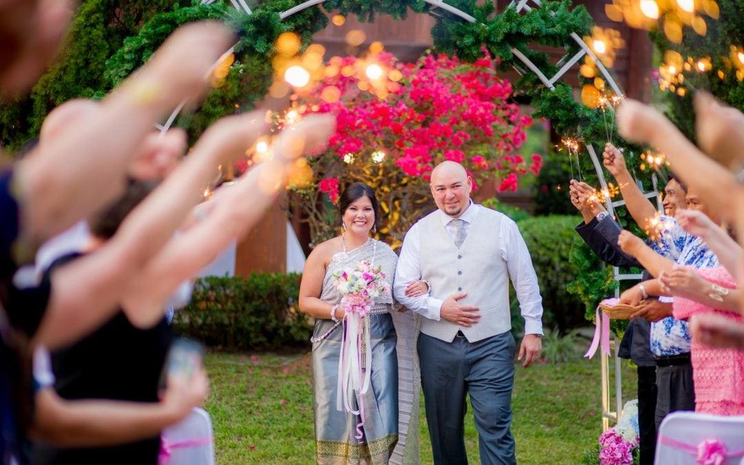 Baan Lychee Kantary Hills Chiang Mai Wedding