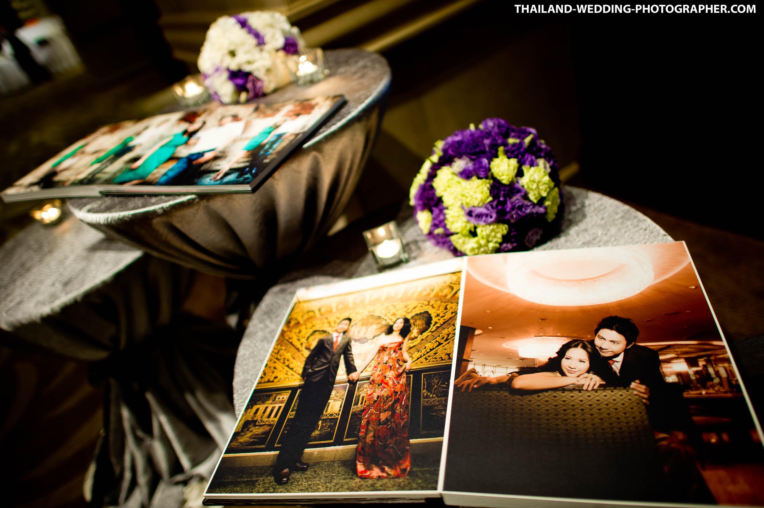 InterContinental Bangkok Wedding