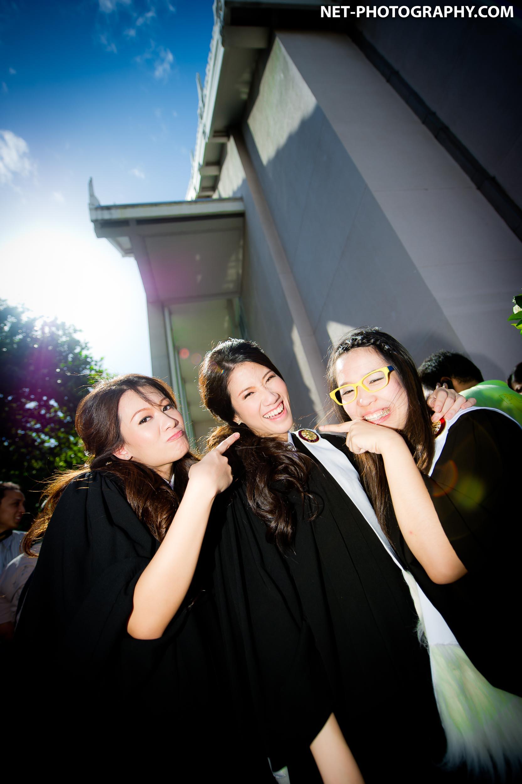 Thammasat University Graduation 2010