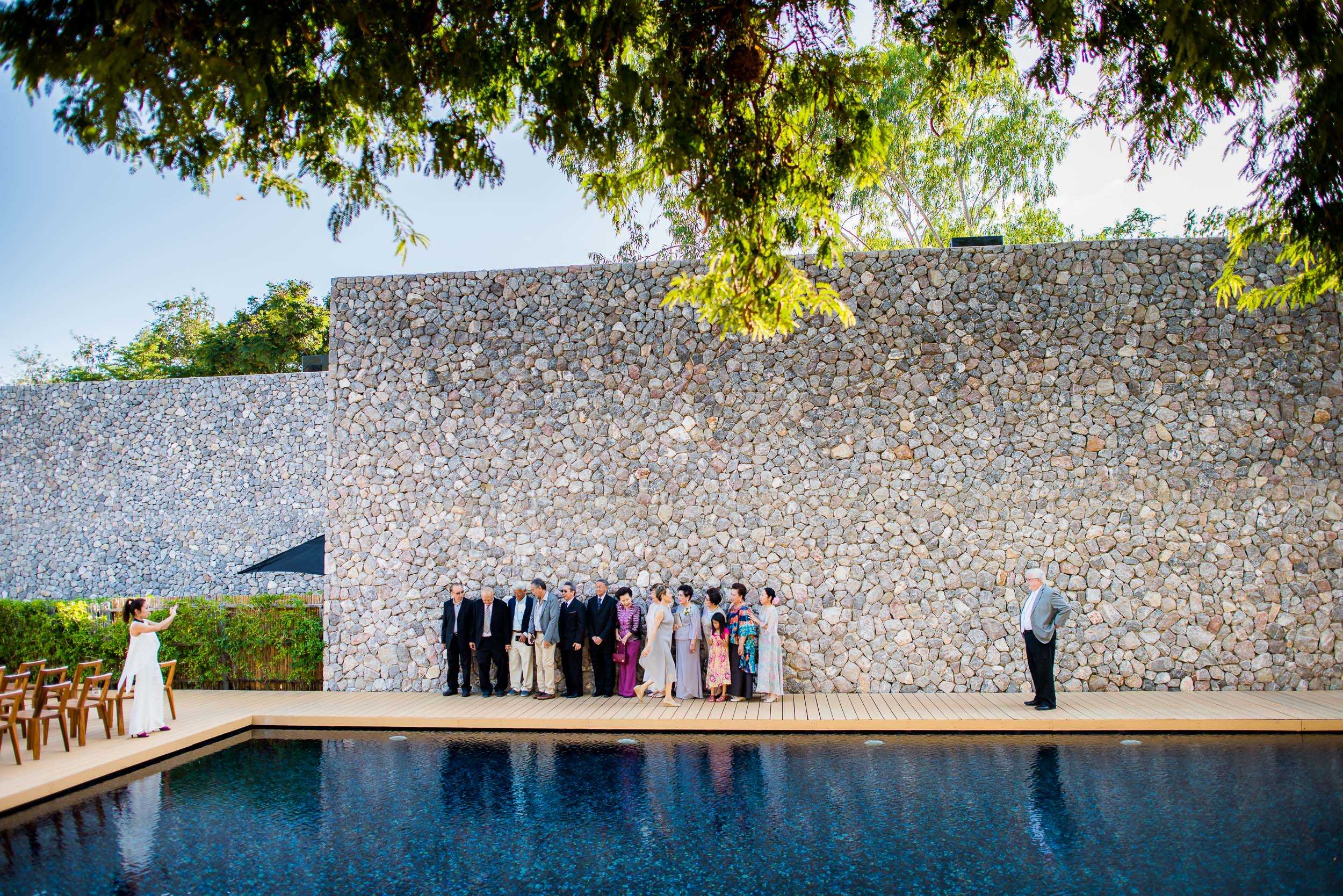 X2 Kui Buri Resort Thailand Wedding Photography