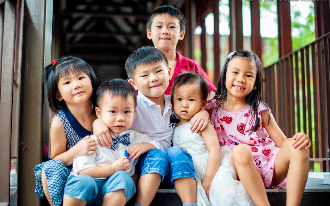 Family Photoshoot at Anantara Chiang Mai Resort | Preview