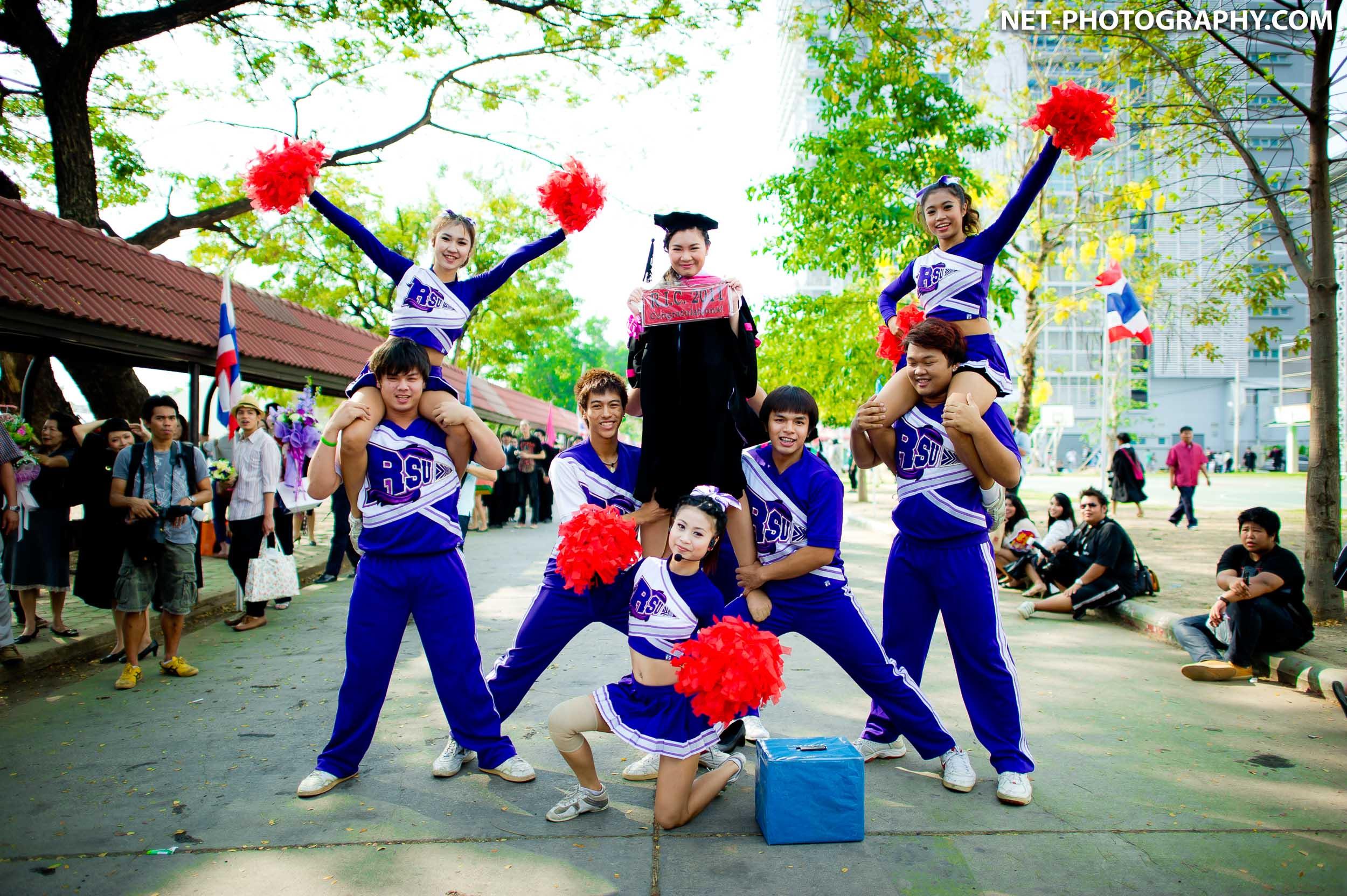 Rangsit University Commencement 2012