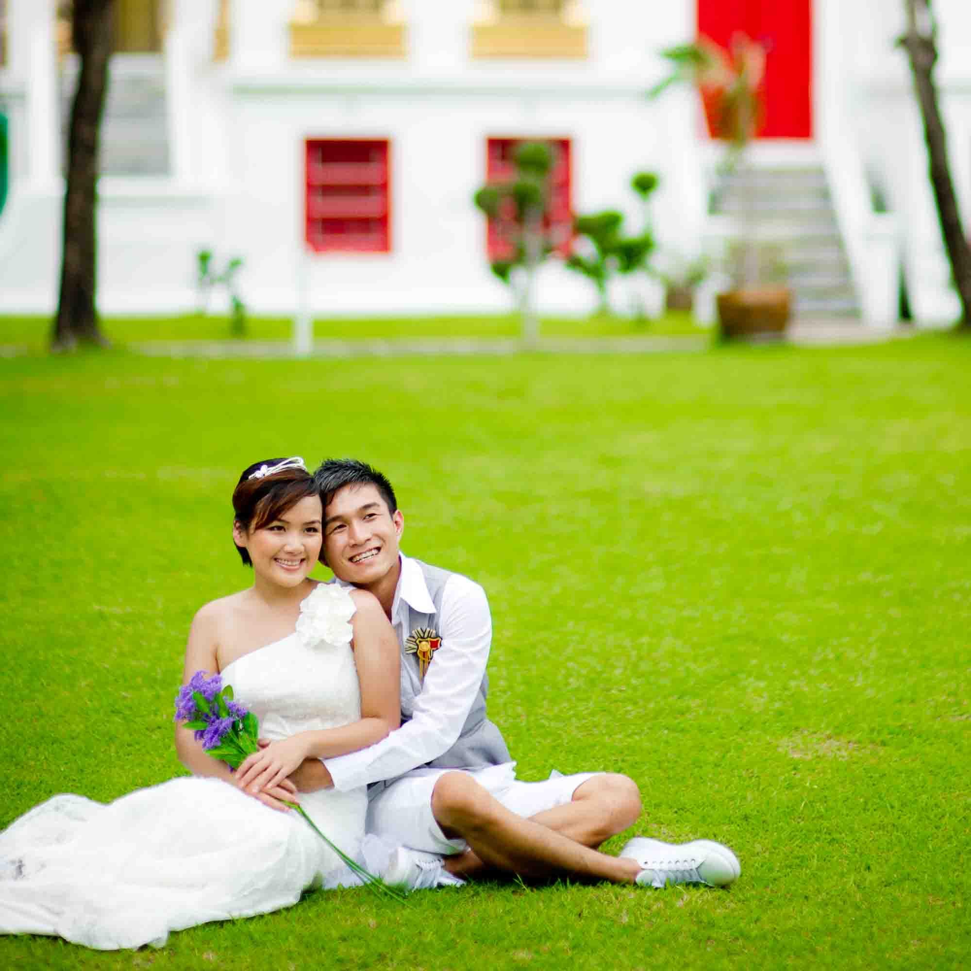 Marble Temple Pre-Wedding - 18 June 2012