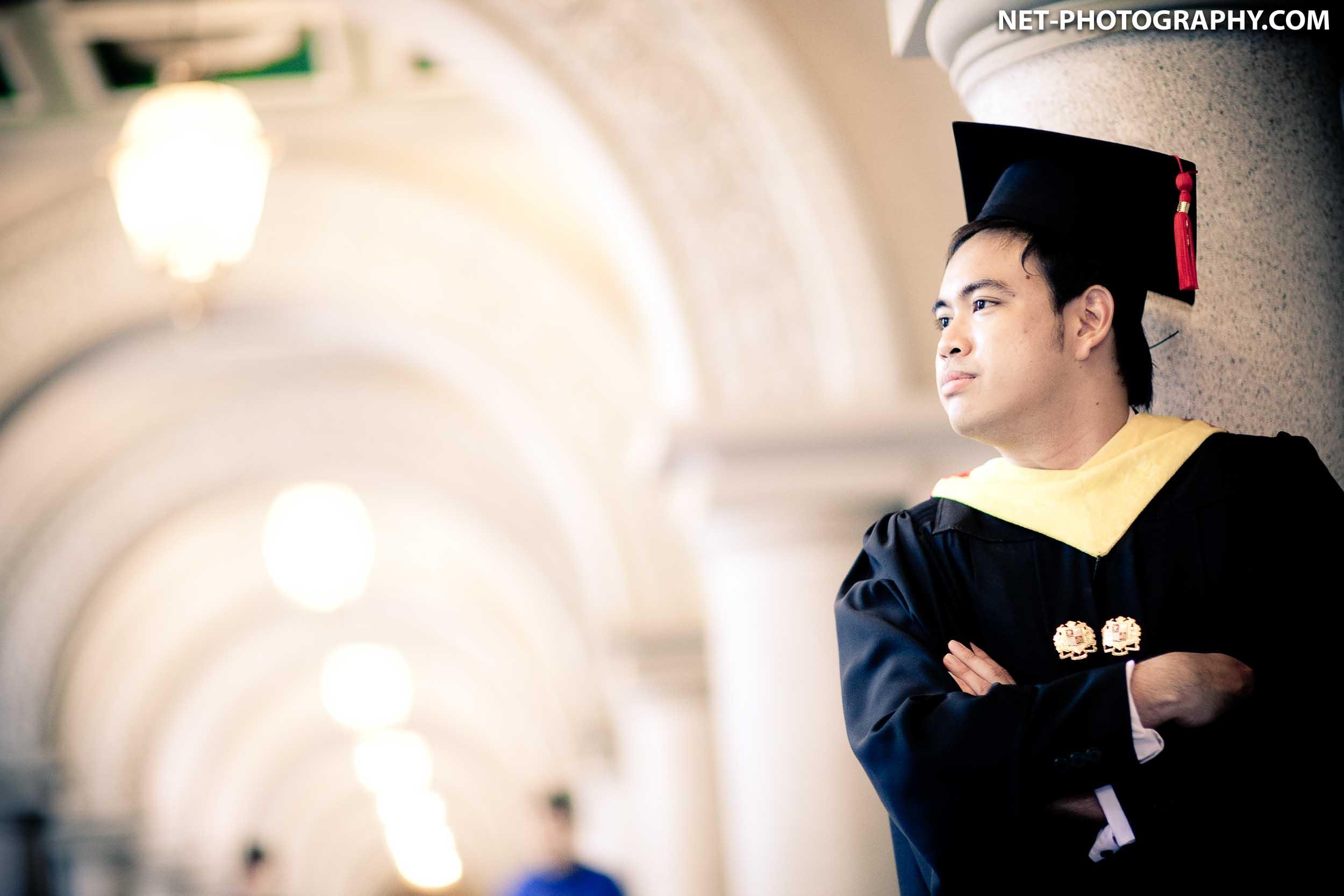 Assumption University Graduation 2010