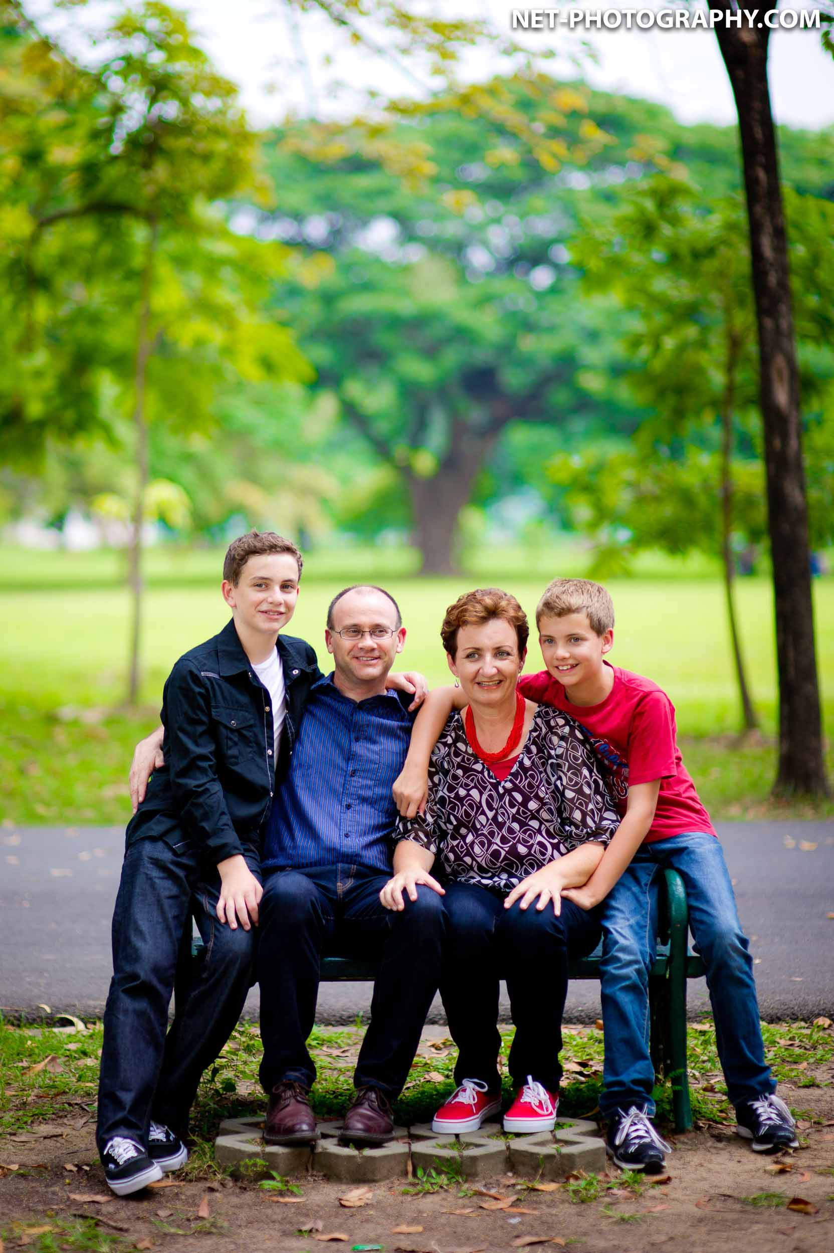 Bangkok Family Session