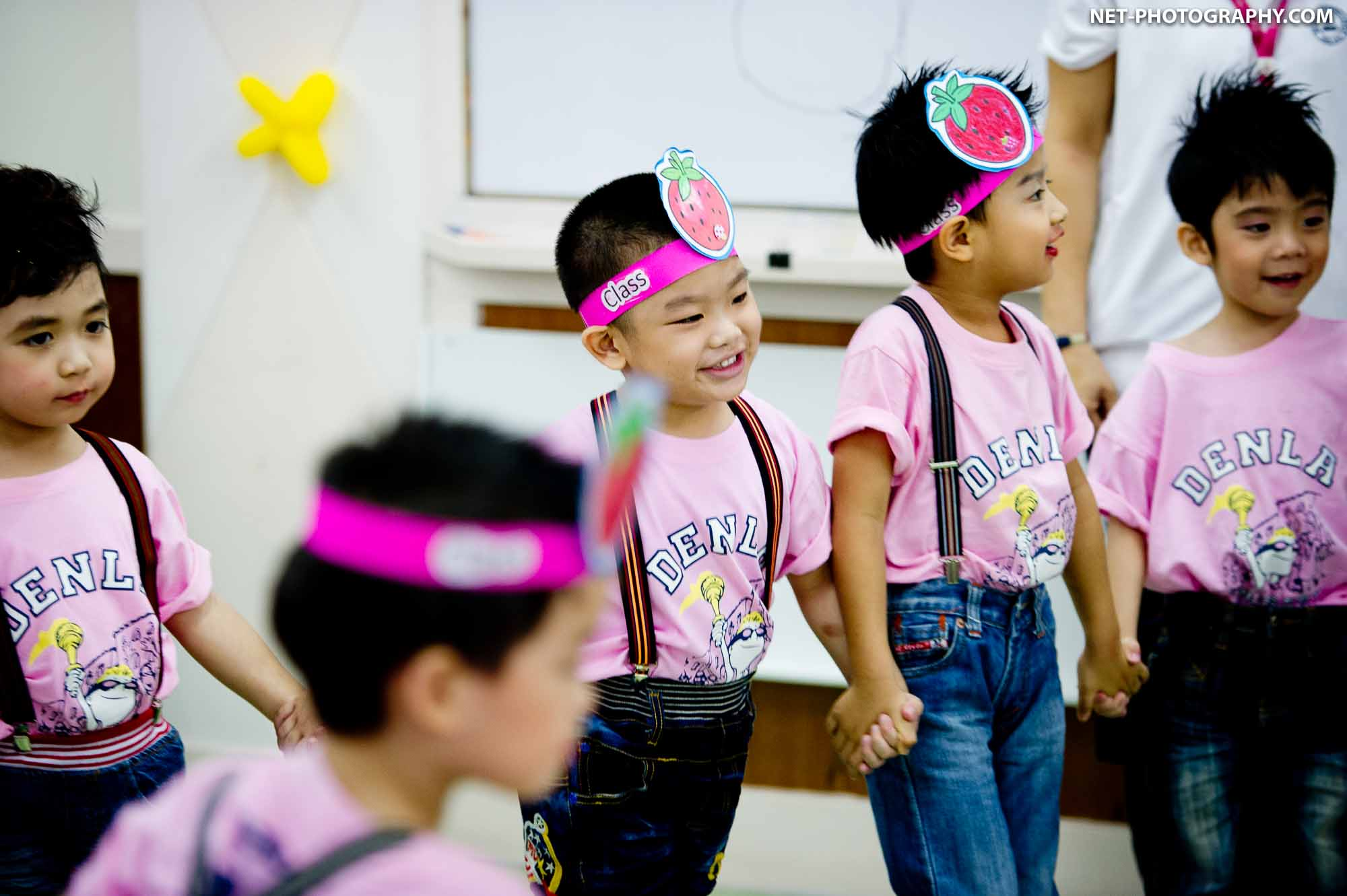 Denla School Bangkok Event Photography