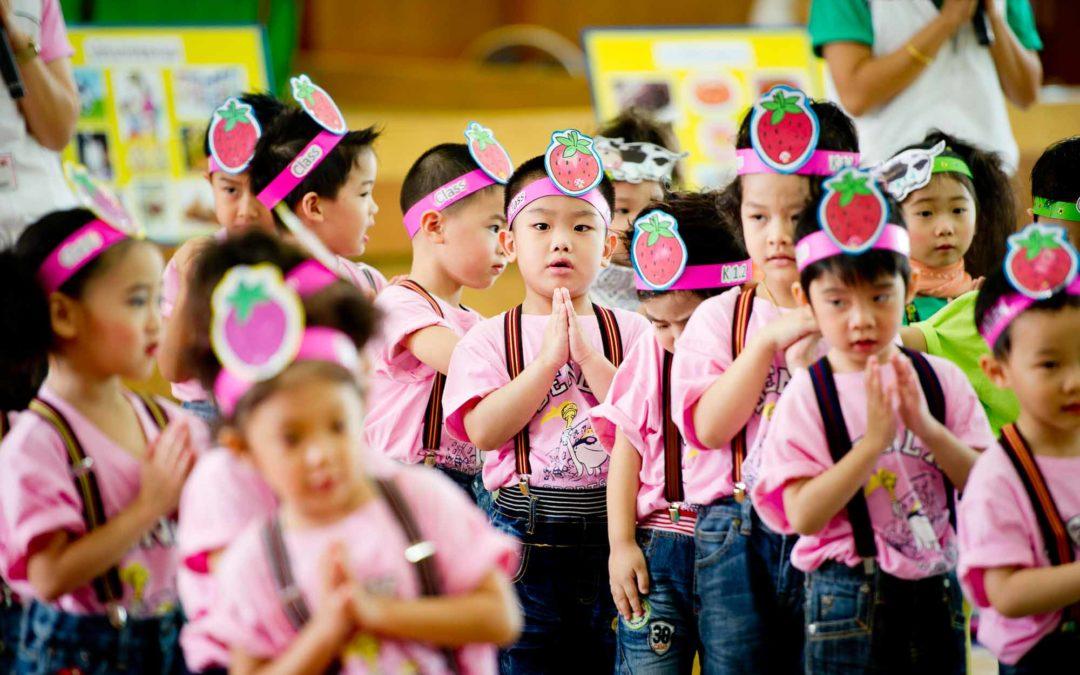งานสายใยบ้านและโรงเรียน โรงเรียนอนุบาลเด่นหล้า | Denla School Event Photography