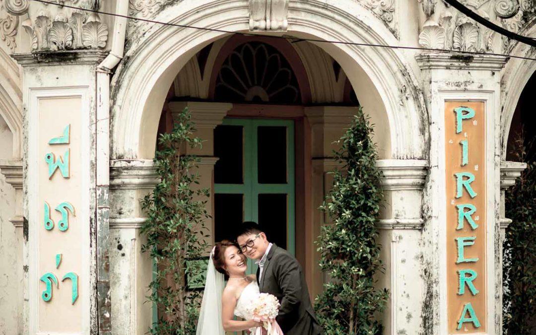Old Phuket Town Pre-Wedding