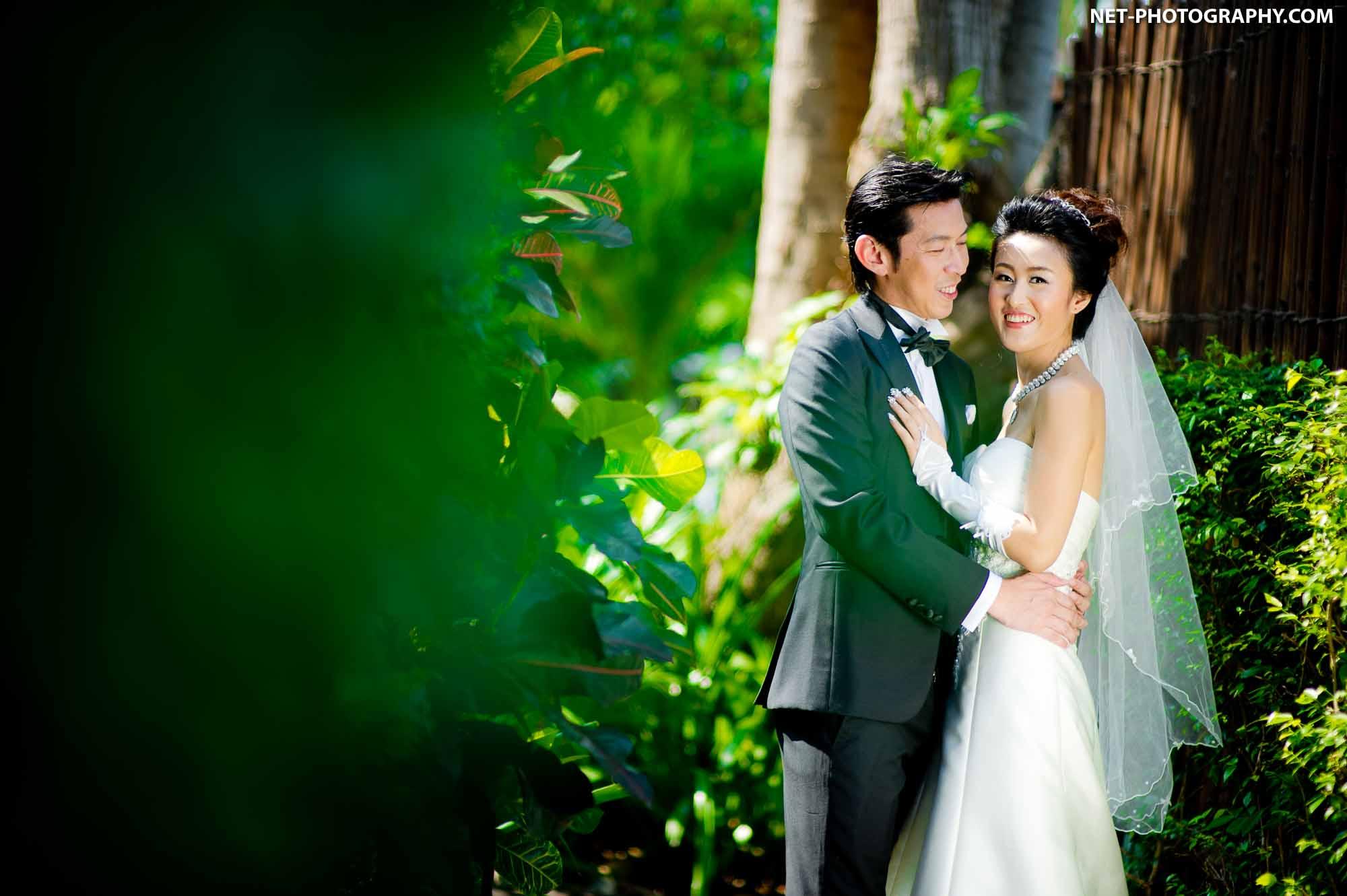 Aleenta Hua Hin Resort & Spa Thailand Wedding Photography