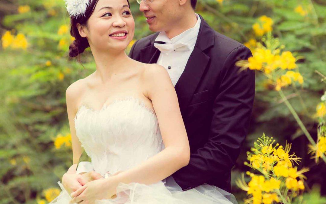 Pre-Wedding at Rod Fai Park | Preview